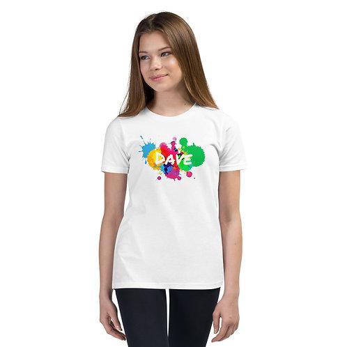 Daves Paint Splat Kids T-Shirt