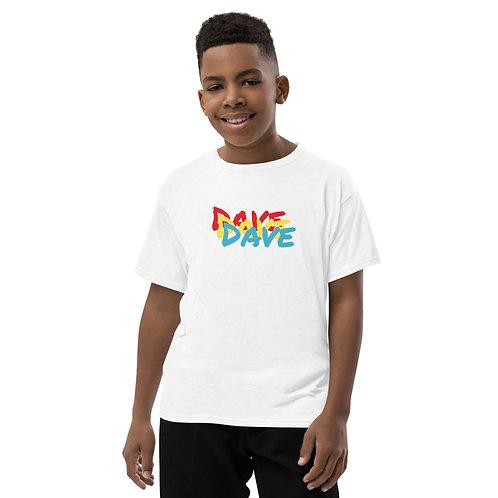 Triple Dave Kids T-Shirt