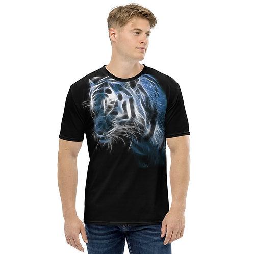 Dave Tiger Spirit Mens T-Shirt
