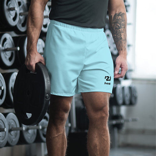 Dave '21 Baby Blue Mens Shorts
