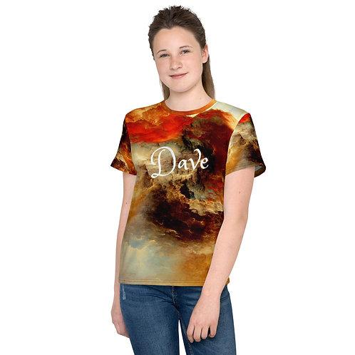 Dave Sunrise Storm Kids T-Shirt