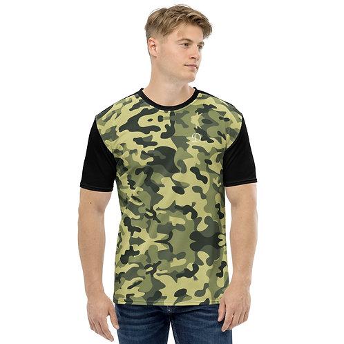 Dave Green Camo Mens T-Shirt