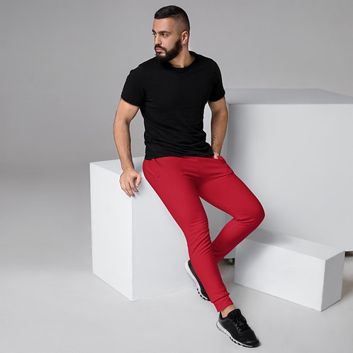 Dave Red Mens Joggers