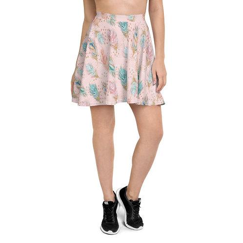 Daves Boho Feather Skirt