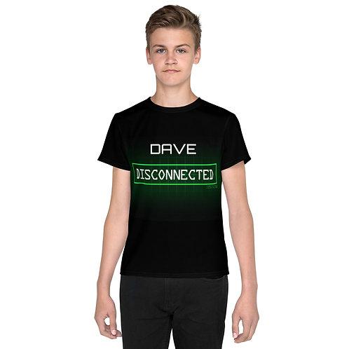 Dave Digital Detox Kids T-Shirt
