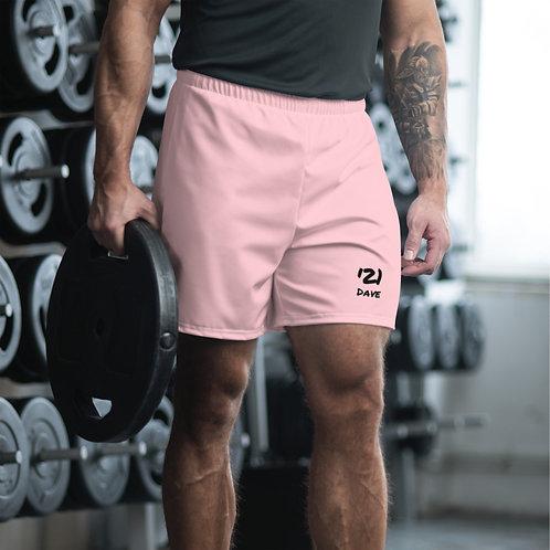 Dave '21 Pink Mens Shorts