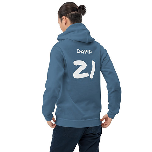 'Daves 6 nations hoodie' - Scotland