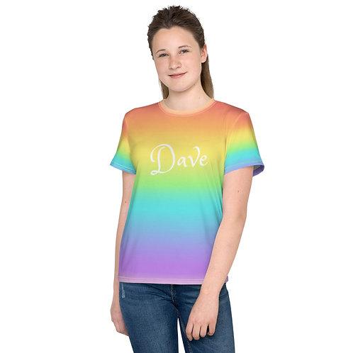 Dave Rainbow Kids T-Shirt