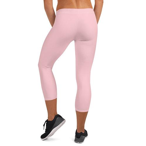 Daves Gym Baby Pink Leggings