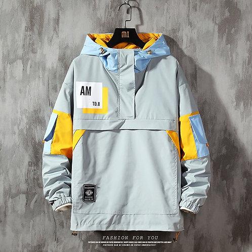 Men's Colourblock Jacket