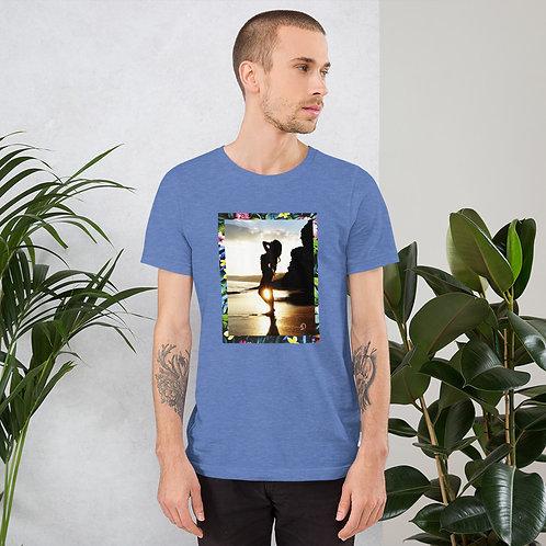Dave Silhouette Mens T-Shirt