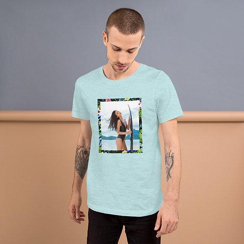 Dave Hair Flick Mens T-Shirt