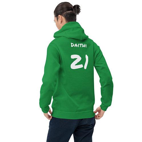 Daves 6 nations hoodie - Ireland