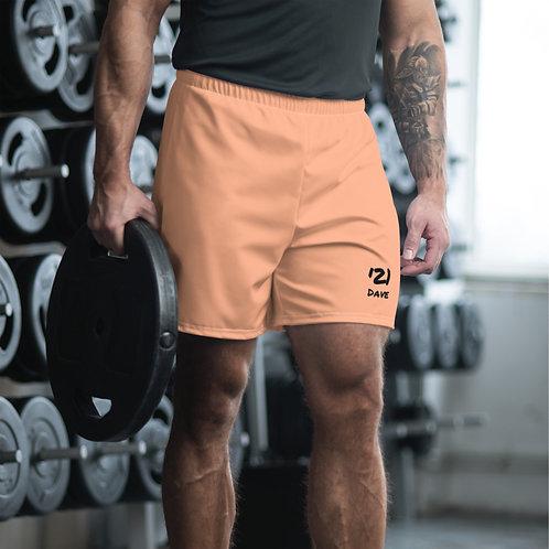 Dave '21 Peach Mens Shorts