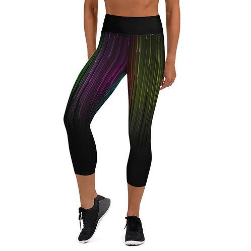 Daves Gym Womens Coloured Matrix Leggings
