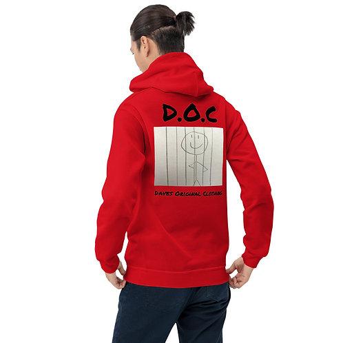 'D.O.C.' Mens Hoodie