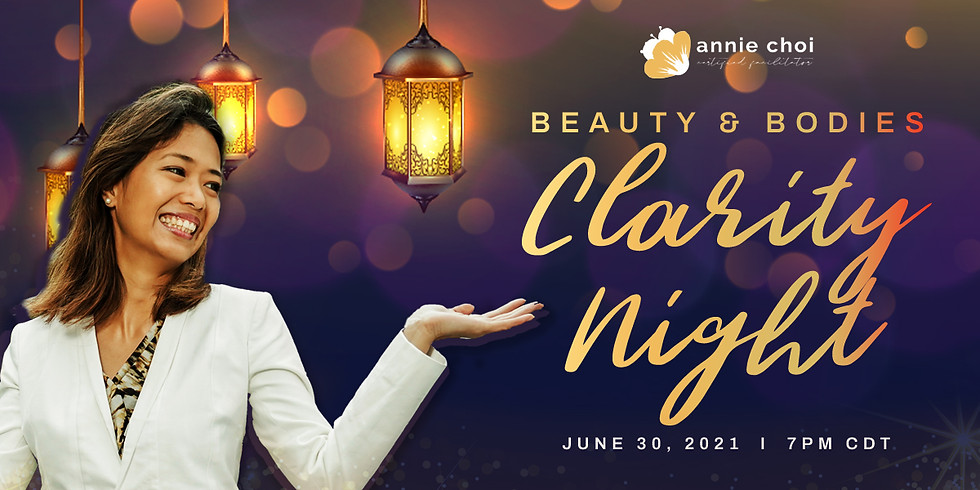 Clarity Night - Beauty and Bodies