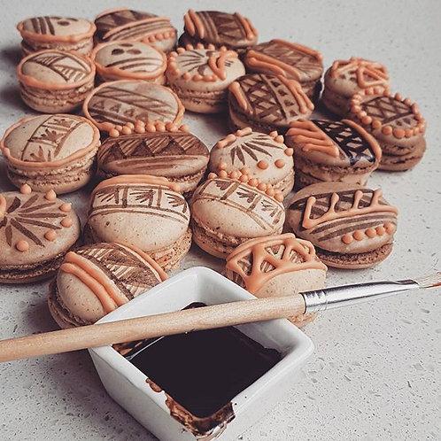 Traditional Masi Macaron