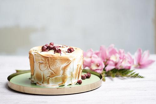 Pineapple Pie Cake