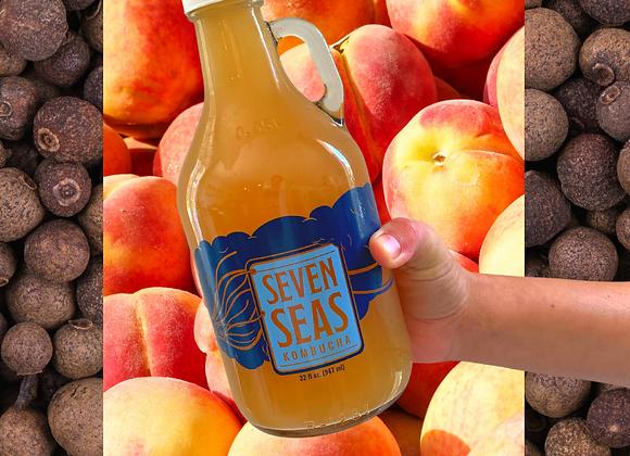 Featured Flavor - Georgia Peach
