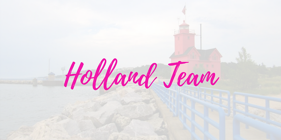 Holland Team Meeting - Successful 30 second ask - Kelly Miller