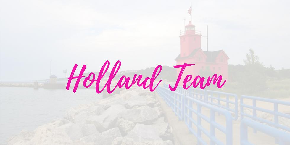 Holland Team Meeting - Women in mortgage - Yvonne Manus