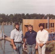 Dan Class (right)