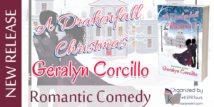 RELEASE BLITZ - A Drakenfall Christmas by Geralyn Corcillo