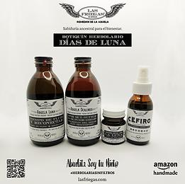 Las Friegas, Remedios de la Abuela, Botiquin Herbolario, Días de Luna.png