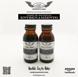 Las Friegas, Remedios de la Abuela, Pares de Bienestar, Entrenamiento, Abuela Susana, Ungu