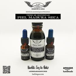 Las Friegas, Remedios de la Abuela, Trio Piel Madura, Serum de Noche, Cuidado de la Piel,
