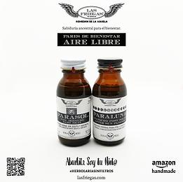 Las Friegas, Remedios de la Abuela, Pares de Bienestar, Aire Libre, Parasol, Paraluna, Pro