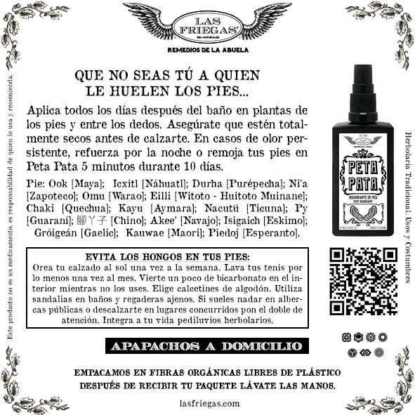 Las Friegas - Pal Xic, Peta Pata.png