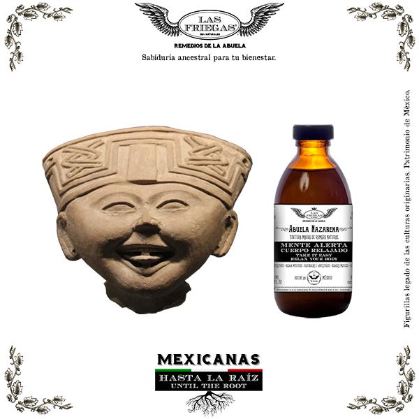 Las Friegas, Herbolaria Tradicional Mexi
