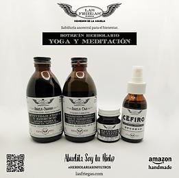 Las Friegas, Remedios de la Abuela, Botiquin Herbolario, Yoga y Meditacion.png