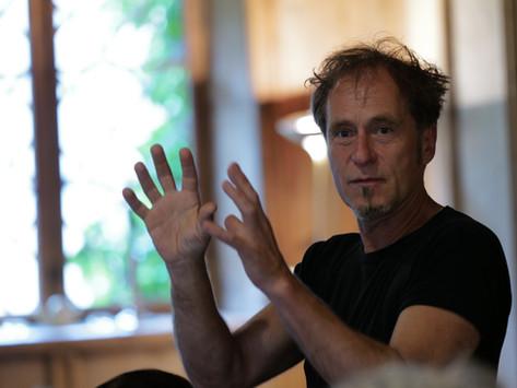 Schlösslgespräche mit dem Filmemacher Hubert Sauper