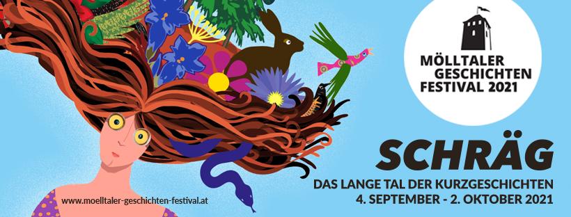 6. Mölltaler Geschichten Festival startet!