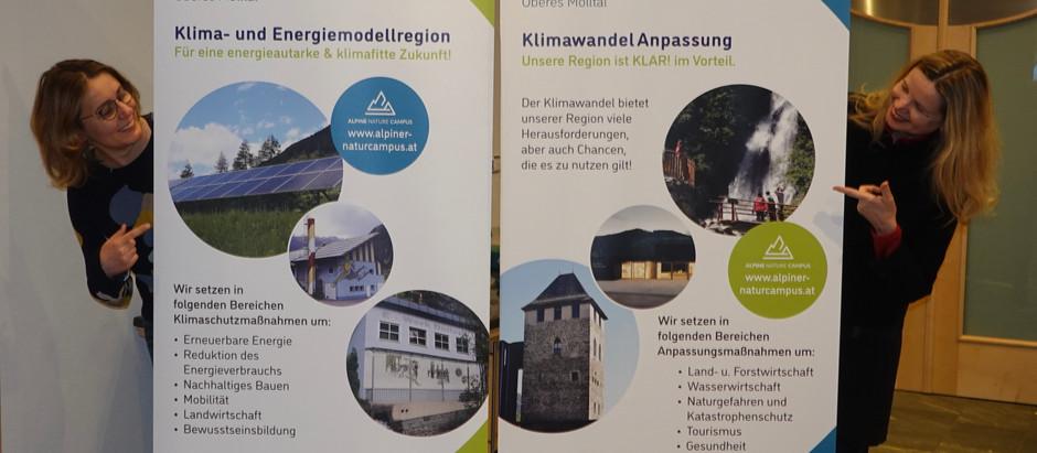 Klimaschutz & Klimawandelanpassung im Alpine Nature Campus