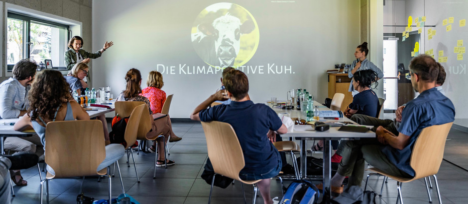 KlimawandelLABs beim 4. Forum Anthropozän