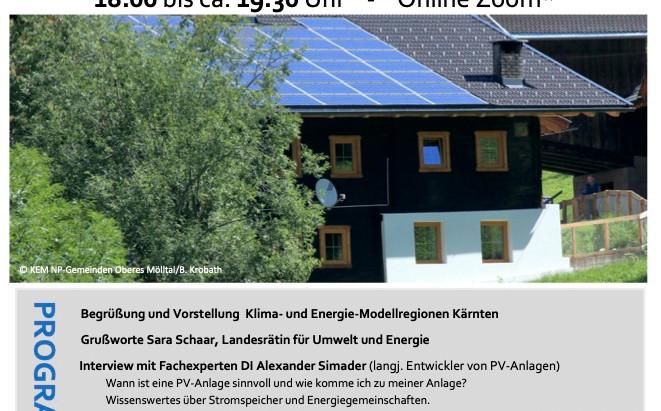KEM - Photovoltaik für Private!