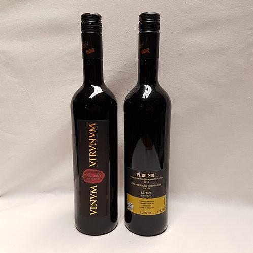 Pinot Noir - Vinum Virunum - Kärnten - 0,75 Lt.