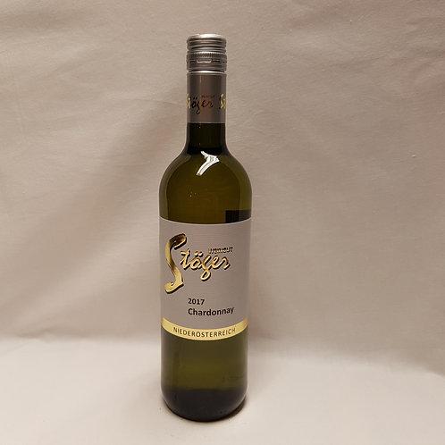 Chardonnay - Weingut Stöger - Weinviertel - 0,75 Lt