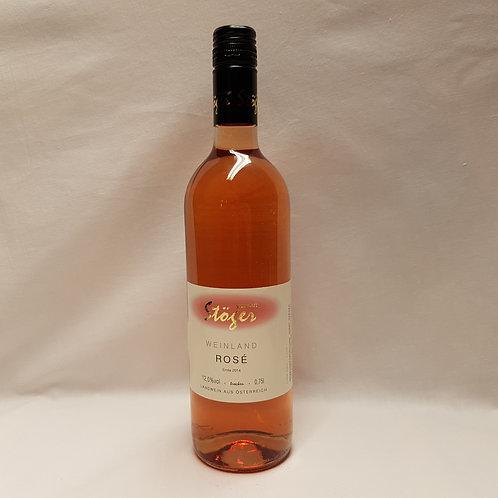 Rose vom Zweigelt - Weingut Stöger - Weinviertel - 0,75 Lt