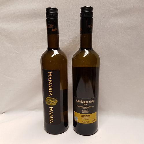 Sauvignon Blanc - Vinum Virunum - Kärnten - 0,75 Lt
