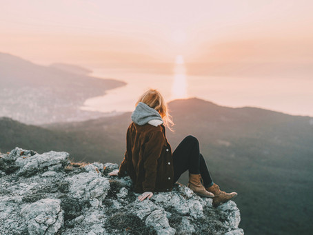 3 Reasons to Incorporate Hiking into your Wellness Routine