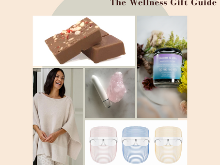 Bloom & Elix - Christmas 2020 Wellness Gift Guide Part II