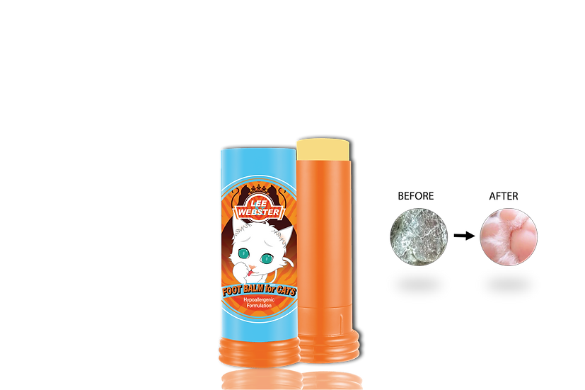 LEE & WEBSTER PAW BALM FOR CATS  (039)