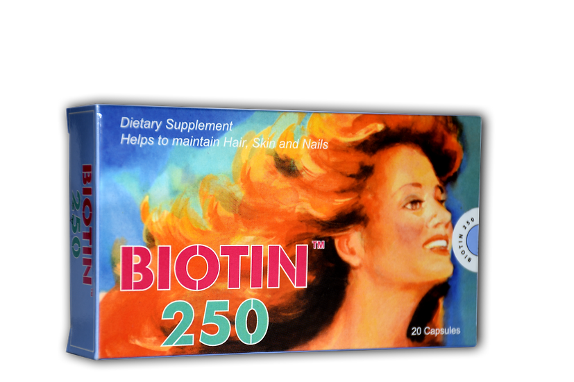 BIOTIN 250