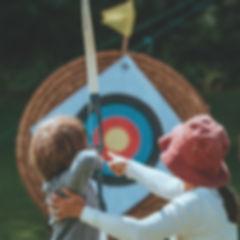 Mother & Child frecce sparano