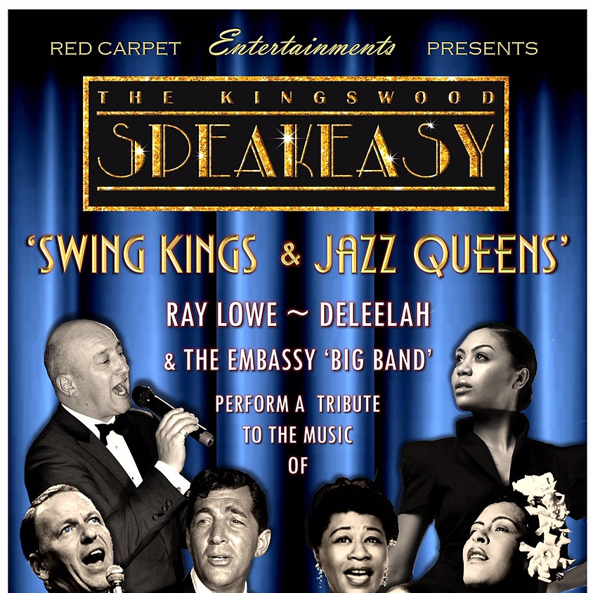 Swing Kings and Jazz Queens